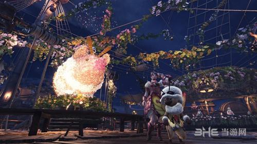 《怪物猎人:世界》开花之宴截图