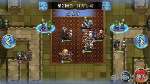 梦幻模拟战霸者线图1