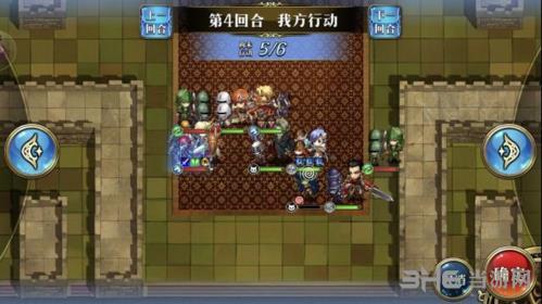 梦幻模拟战霸者线图2
