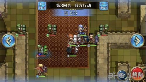 梦幻模拟战霸者线图3