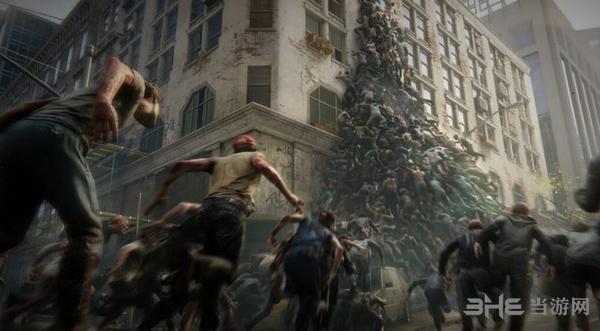 僵尸世界大战游戏截图1