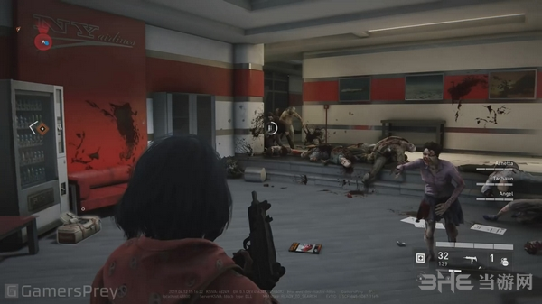 僵尸世界大战游戏截图3