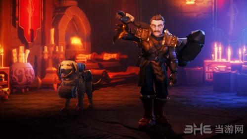 《火炬之光:边境》新角色铁路工人