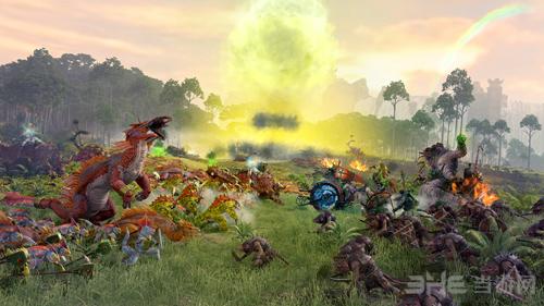 《全面战争:战锤2》新DLC截图
