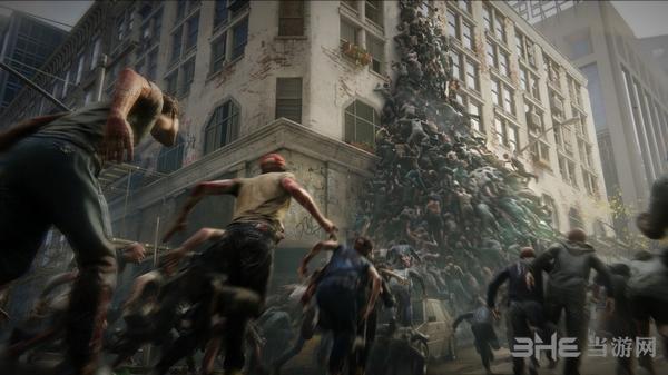 僵尸世界大战游戏截图2