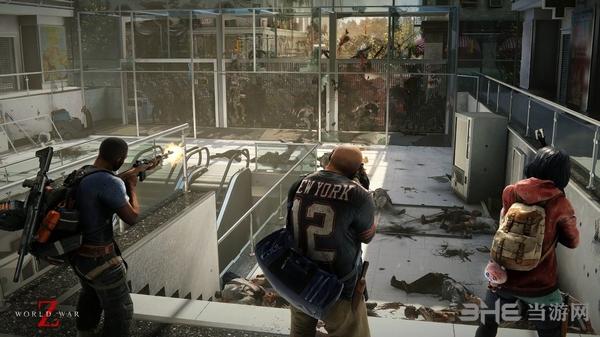 僵尸世界大战游戏截图5