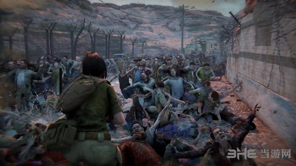 僵尸世界大战游戏截图4
