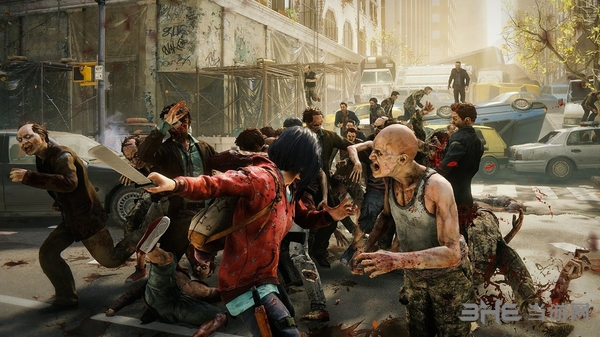 僵尸世界大战游戏截图7