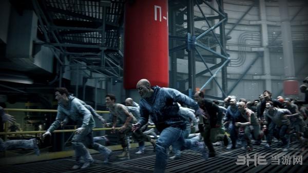 僵尸世界大战游戏截图8