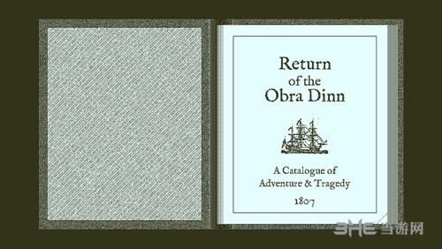 《RETURN OF THE OBRA DINN》游戏截图