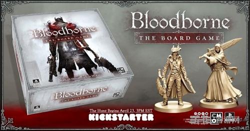 《血源诅咒:桌游》宣传图