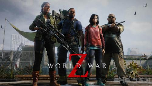 《僵尸世界大战》游戏截图2