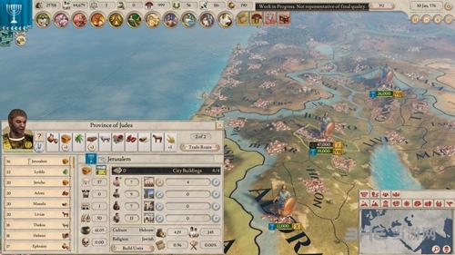 统治者罗马游戏截图