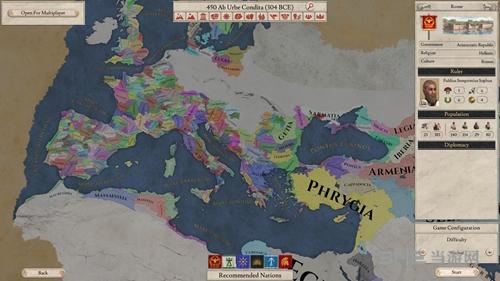 大将军罗马游戏截图