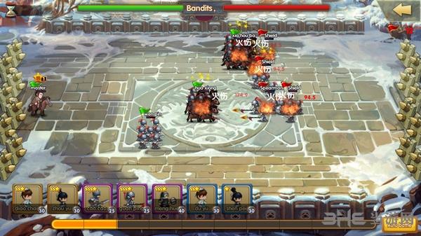三国武林游戏截图3