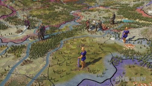 大将军罗马游戏宣传图