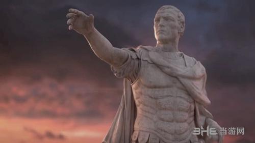 大将军罗马宣传图