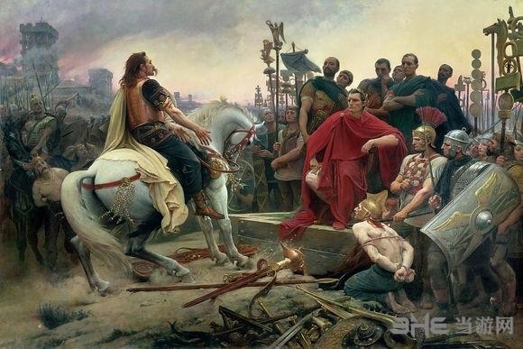 大将军罗马原画2