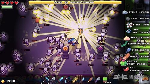 《浮岛物语》游戏截图
