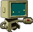 挺进地牢机器人图片