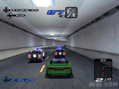 极品飞车3热力追踪游戏截图