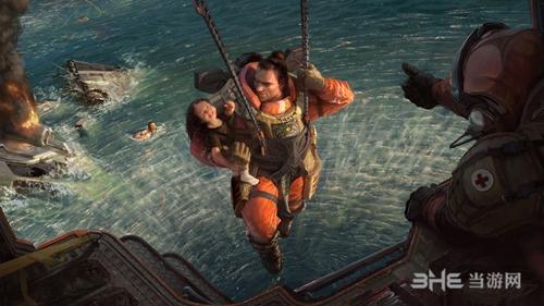 《APEX 英雄》游戏宣传图