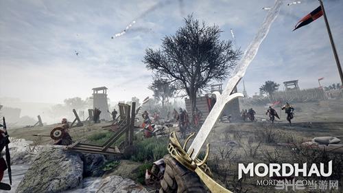 雷霆一击(Mordhau)第一人称战斗视角