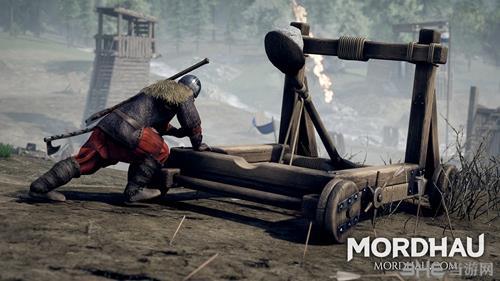 雷霆一击(Mordhau)大型弩车