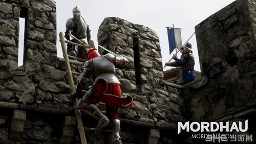 雷霆一击(Mordhau)攻城战斗
