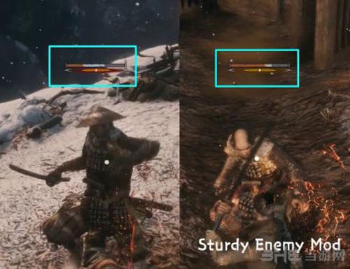 只狼影逝二度游戏难度增加MOD截图0