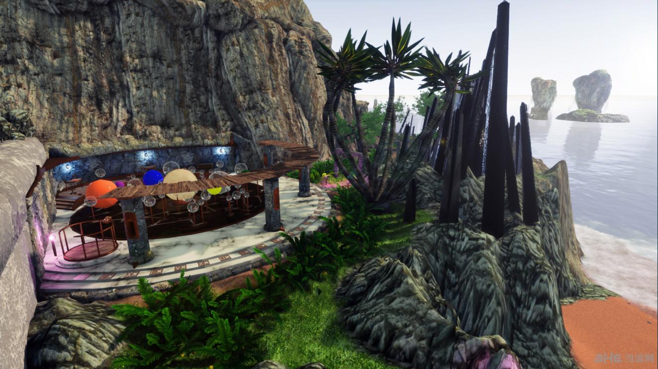 迈哈:重返失落之岛截图3