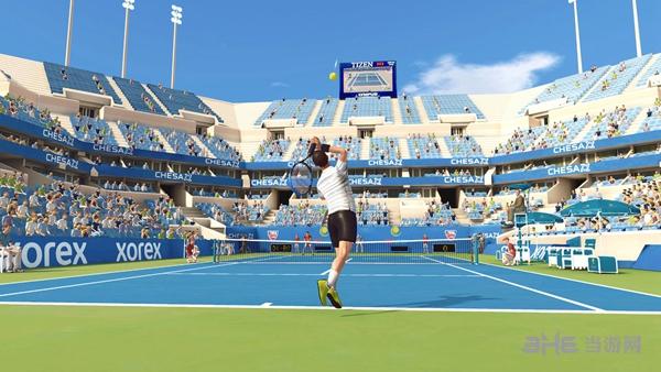 第一人称网球截图0