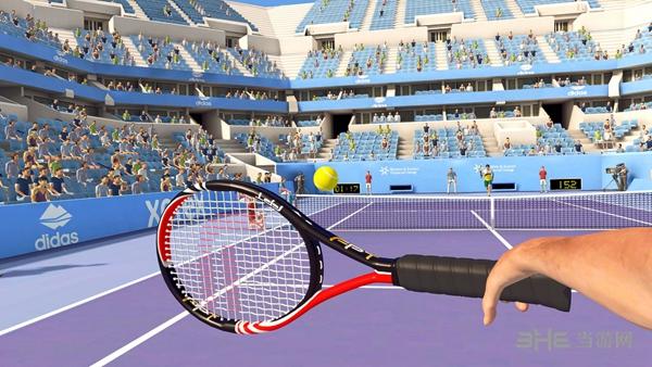 第一人称网球截图2
