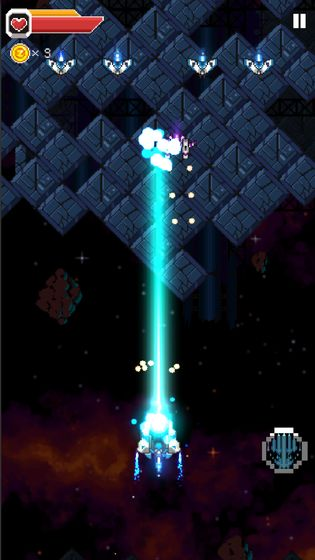 变装战机2银河射击截图4