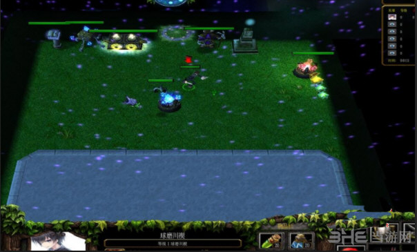 魔兽争霸3二次元与丧尸截图0