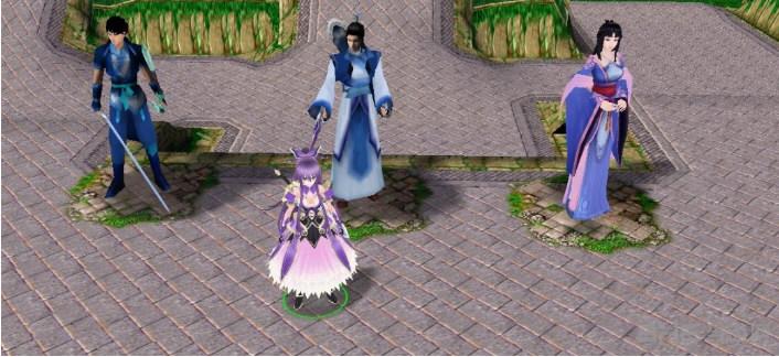 魔兽争霸3守卫剑阁大圣归来截图2