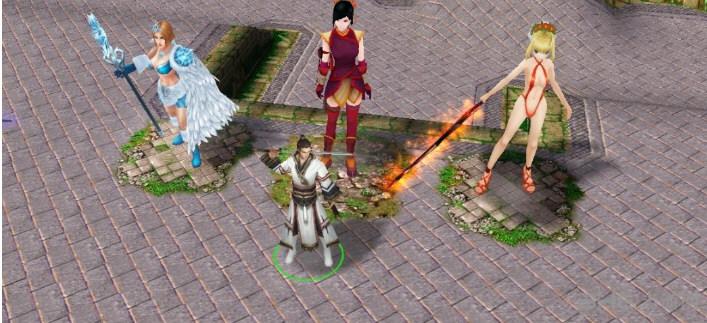 魔兽争霸3守卫剑阁大圣归来截图3