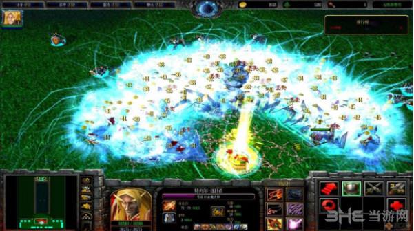 魔兽争霸3保护领地终极版截图0
