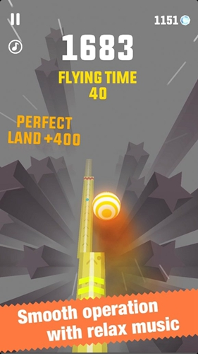 落球无限钻石版截图0