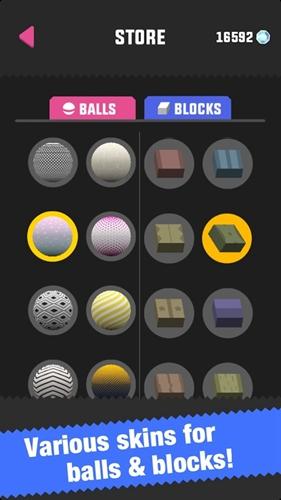 落球无限钻石版截图2