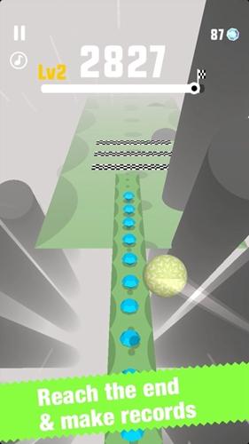 落球无限钻石版截图3