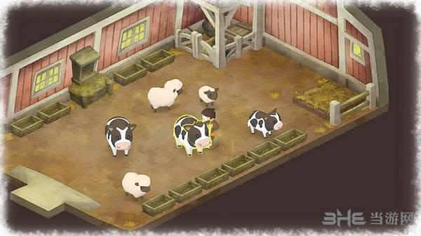 哆啦A梦:大雄的牧场物语截图2