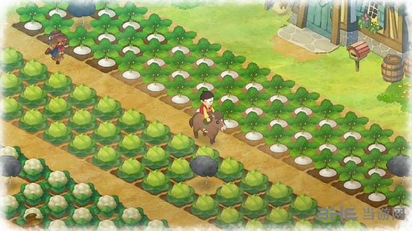 哆啦A梦:大雄的牧场物语截图4