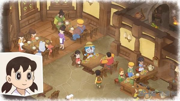 哆啦A梦:大雄的牧场物语截图5
