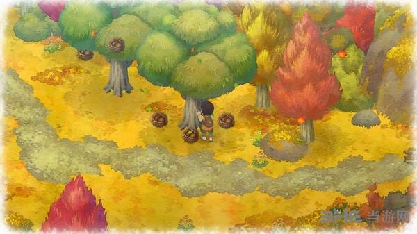 哆啦A梦:大雄的牧场物语截图6