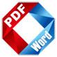 Lighten PDF to word Converter(pdf转换成word转换器)