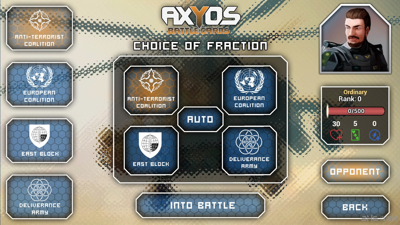 AXYOS:战斗牌截图3