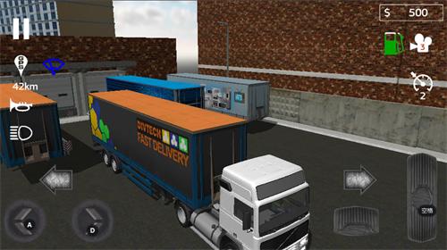 大卡车模拟器截图4