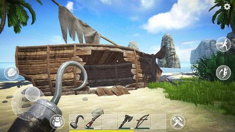 最后的海盗:岛屿生存中文版截图2