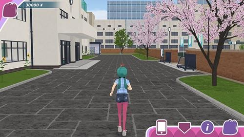 少女都市3d破解版截图4
